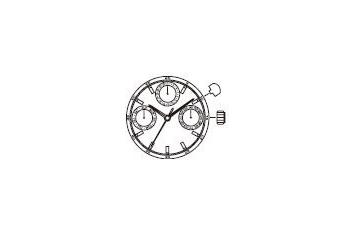 Mechanizm Kwarcowy MIYOTA 6P05