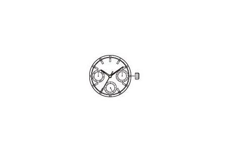 Mechanizm Kwarcowy MIYOTA 6P29