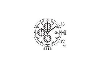 Mechanizm Kwarcowy MIYOTA OS10