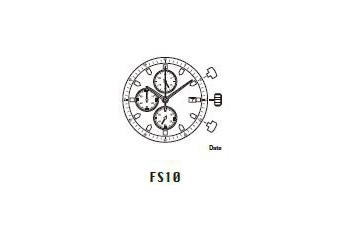 Mechanizm Kwarcowy MIYOTA FS10